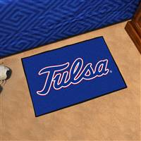 "University of Tulsa Starter Mat 19""x30"""
