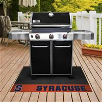 "Syracuse University Grill Mat 26""x42"""