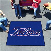 "University of Tulsa Tailgater Mat 59.5""x71"""