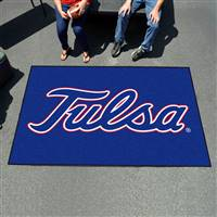 "University of Tulsa Ulti-Mat 59.5""x94.5"""