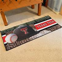 "Texas Tech Baseball Runner 30""x72"""
