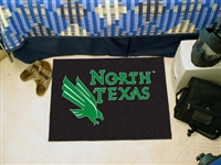 "North Texas Mean Green Starter Rug 20""x30"""