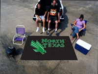 "North Texas Mean Green Tailgating Ulti-Mat 60""x96"""