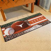 "Texas Baseball Runner 30""x72"""