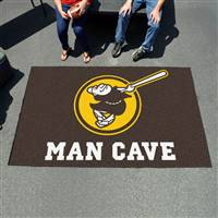 "San Diego Padres Man Cave UltiMat 59.5""x94.5"""