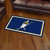 "Milwaukee Brewers 3x5 Rug 36""x 60"""