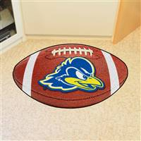 "Delaware Blue Hens Football Rug 22""x35"""