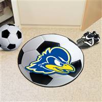 "University of Delaware Soccer Ball Mat 27"" diameter"