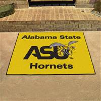 "Alabama State University All-Star Mat 33.75""x42.5"""
