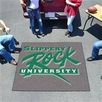 "Slippery Rock Tailgater Rug 60""x72"""