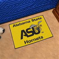 "Alabama State University Starter Mat 19""x30"""