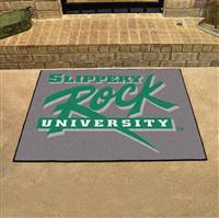"Slippery Rock University All-Star Rug 34""x45"""