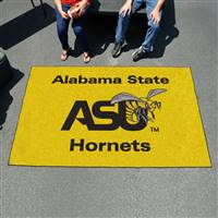 "Alabama State University Ulti-Mat 59.5""x94.5"""