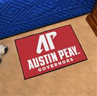 "Austin Peay State Governors Starter Rug 20""x30"""