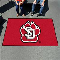 "University of South Dakota Ulti-Mat 59.5""x94.5"""