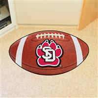 "University of South Dakota Football Mat 20.5""x32.5"""