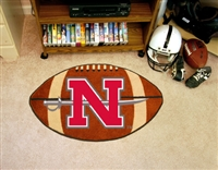 "Nicholls State University Football Rug, 22"" x 35"""