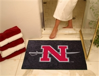 "Nicholls State University All-Star Rug, 34"" x 45"""