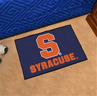 "Syracuse University Starter Mat 19""x30"""