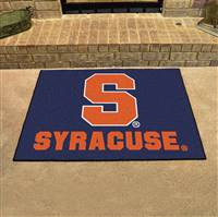 "Syracuse Orangemen All-Star Rug 34""x45"""