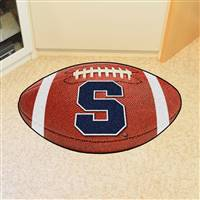 "Syracuse University Football Mat 20.5""x32.5"""