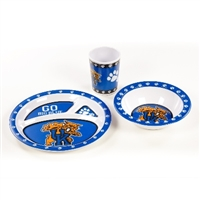 Kentucky Wildcats Kid's 5 Pc. Dish Set