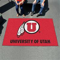 "University of Utah Ulti-Mat 59.5""x94.5"""