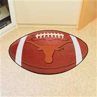 "University of Texas Football Mat 20.5""x32.5"""