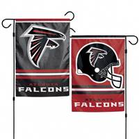 Atlanta Falcons Flag 11x15 Garden Style 2 Sided