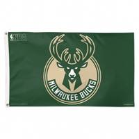 Milwaukee Bucks - 3'x5' Deluxe - Special Order