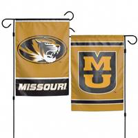 Missouri Tigers Flag 12x18 Garden Style 2 Sided