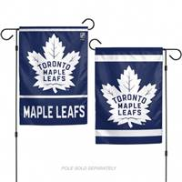Toronto Maple Leafs Flag 12x18 Garden Style 2 Sided - Special Order