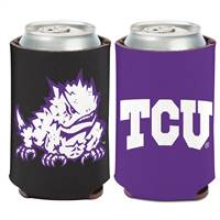 TCU Horned Frogs Can Cooler