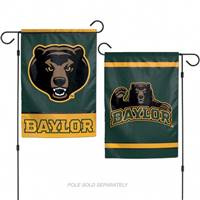 Baylor Bears Flag 12x18 Garden Style 2 Sided - Special Order