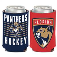 Florida Panthers Can Cooler Slogan Design Special Order