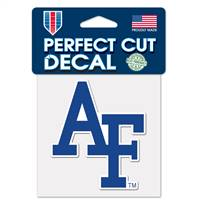 Air Force Falcons Decal 4x4 Perfect Cut Color