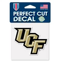 Central Florida Knights Decal 4x4 Perfect Cut Color