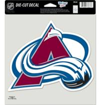 Colorado Avalanche Decal 8x8 Die Cut Color