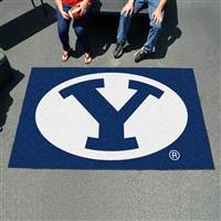 "Brigham Young BYU Tailgating Ulti-Mat 60""x96"""