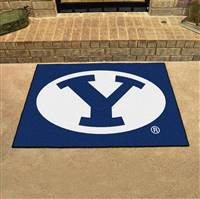 "Brigham Young BYU Cougars All-Star Rug 34""x45"""