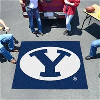 "Brigham Young BYU Cougars Tailgater Rug 60""x72"""