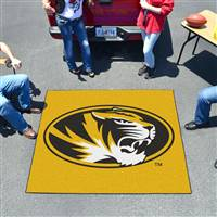 "University of Missouri Tailgater Mat 59.5""x71"""