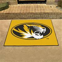 "Missouri Tigers All-Star Rug 34""x45"""