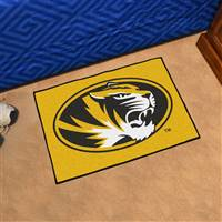 "University of Missouri Starter Mat 19""x30"""