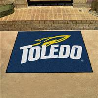 "Toledo Rockets All-Star Rug 34""x45"""