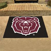 "Missouri State University All-Star Mat 33.75""x42.5"""