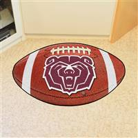 "Missouri State University Football Mat 20.5""x32.5"""