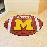 "Michigan Wolverines Football Rug 22""x35"""
