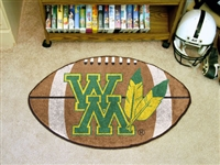 "College of William & Mary Football Rug 22""x35"""