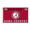 BSI Products Alabama Crimson Tide 3 Ft. X 5 Ft. Flag W/Grommets - Country